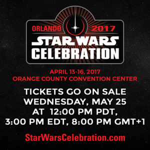 Star Wars Celebration Orlando 2017 @ Orange County Convention Center | Orlando | Florida | United States