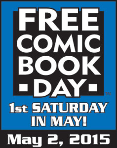Free Comic Book Day 2015 @ Various locations across the state