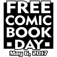 Free Comic Book Day 2017 @ Various locations