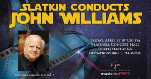 Slatkin Conducts John Williams concert @ Blaisdell Concert Hall | Honolulu | Hawaii | United States