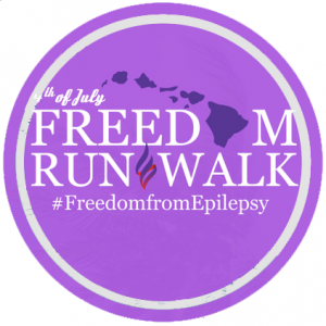 Freedom Run/Walk to End Epilepsy 2019 @ Kailua High School | Kailua | Hawaii | United States